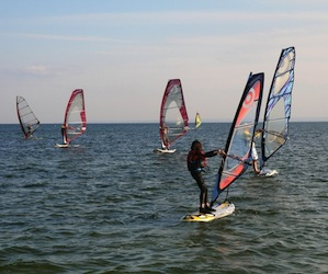 Wind Surfing Liverpool
