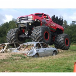 Monster Truck Driving United Kingdom