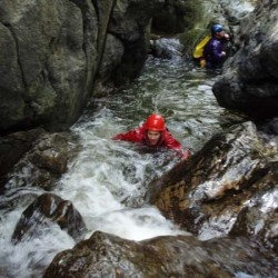 Canyoning United Kingdom