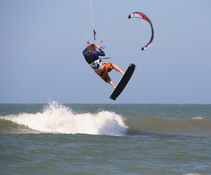 Kite Surfing United Kingdom
