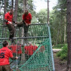 Assault Course United Kingdom