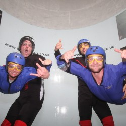 Indoor Skydiving United Kingdom