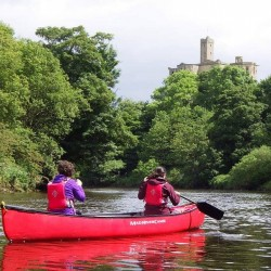Canoeing United Kingdom