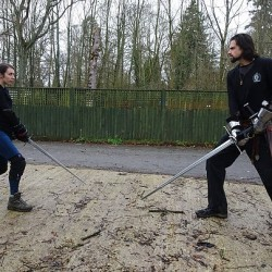 Sword Fighting United Kingdom