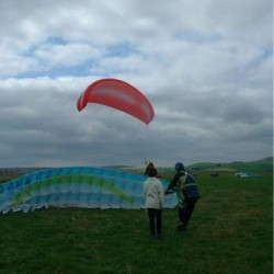 Paragliding Liverpool
