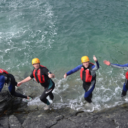 Coasteering United Kingdom