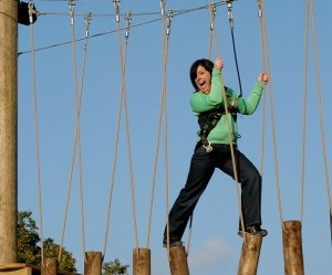 High Ropes Course United Kingdom