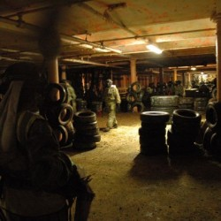 Indoor Paintball United Kingdom