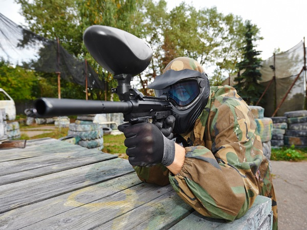 Paintball Knowsley, Lancashire