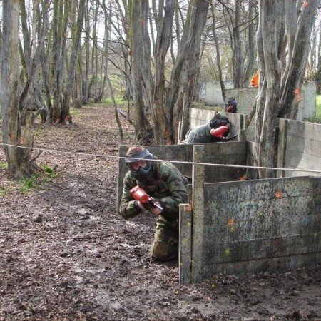 Paintball Dorking, Surrey, Surrey