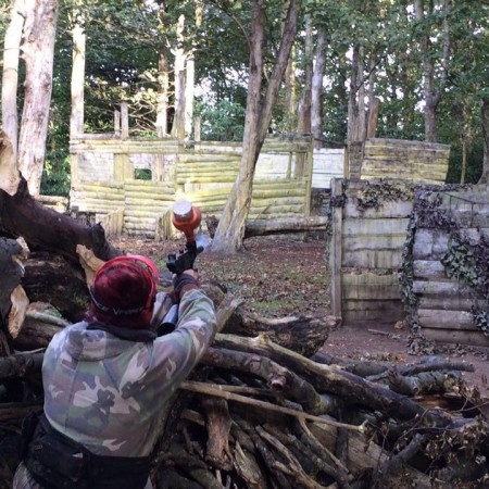 Paintball Edinburgh - Ratho, Midlothian