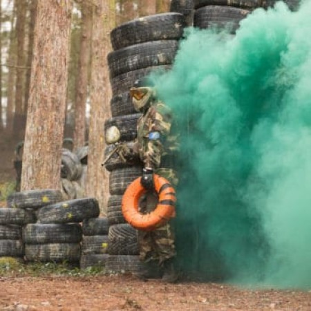 Paintball Birmingham South West, Worcester