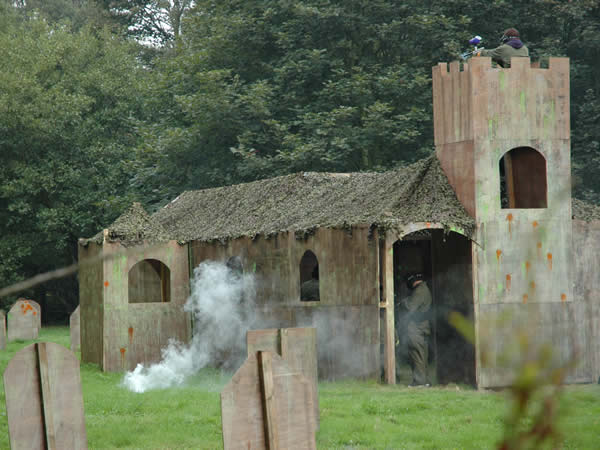 Paintball Lincoln, Lincolnshire