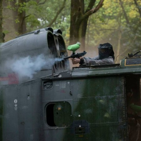 Paintball Tean, Staffordshire, Staffordshire