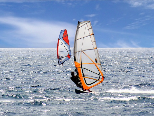 Wind Surfing Aviemore, Inverness-Shire