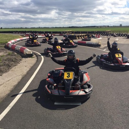 Karting Gainsborough, Lincolnshire