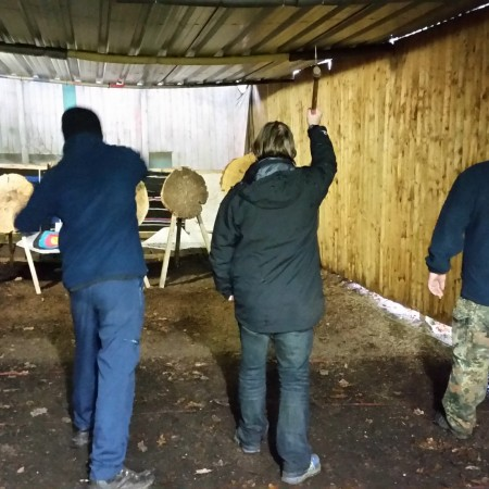 Axe Throwing Bradford, West Yorkshire, West Yorkshire