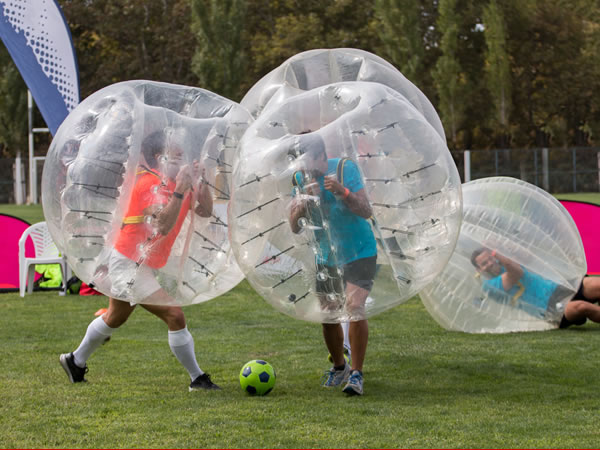 Bubble Football Northampton 2, West Midlands