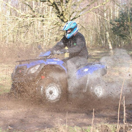 Quad Biking Worksop, Nottinghamshire