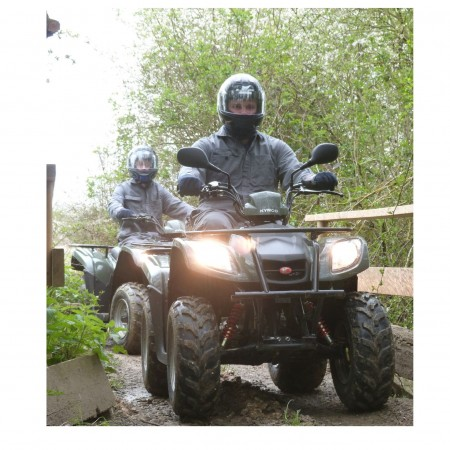 Quad Biking Nottingham - Langar, Nottinghamshire
