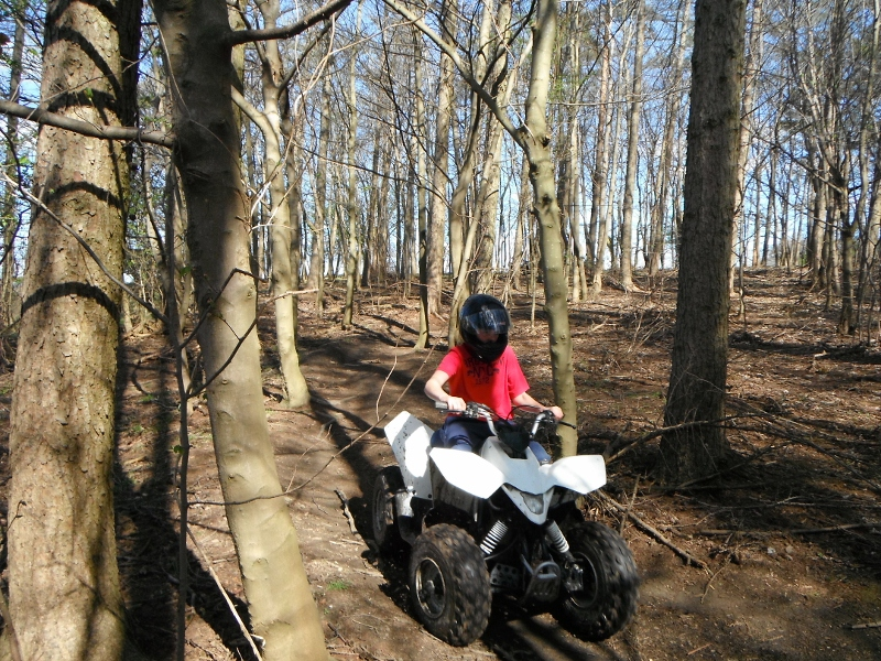 Quad Biking Bedale, North Yorkshire, North Yorkshire