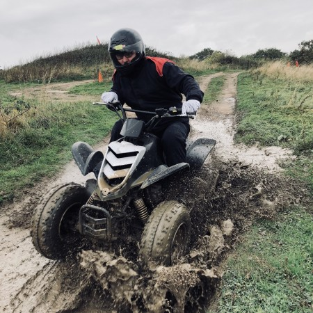 Quads Rufforth, Nr York, North Yorkshire