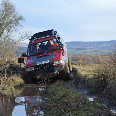 4x4 Off Road Driving Gartmore,