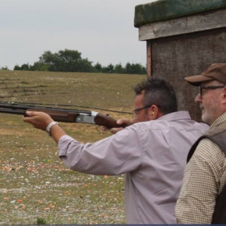 Clay Pigeon Shooting Bawdeswell, Norfolk, Norfolk