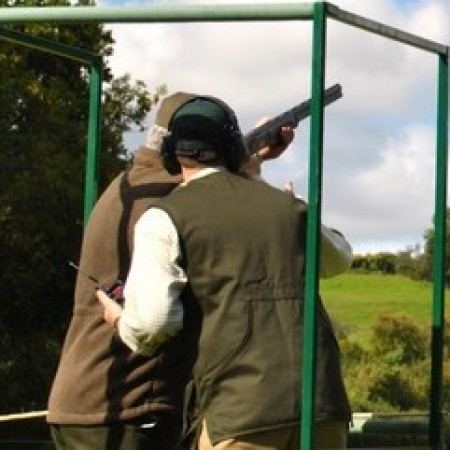 Clay Pigeon Shooting Wellow, Avon