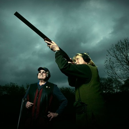 Clay Pigeon Shooting Thirsk, North Yorkshire, North Yorkshire