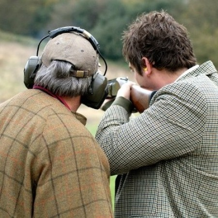 Clay Pigeon Shooting Ashbourne, Derbyshire, Derbyshire