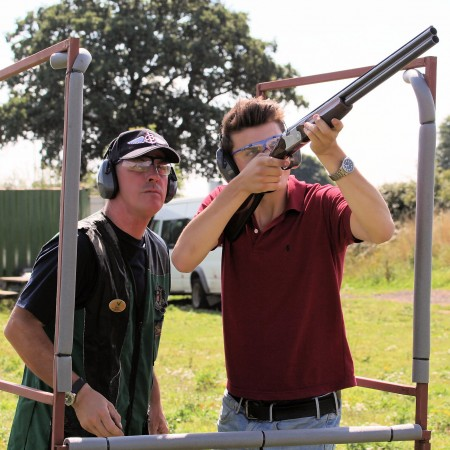 Clay Pigeon Shooting Bury St Edmunds, Suffolk, Suffolk