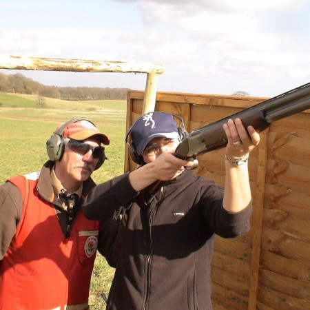 Clay Pigeon Shooting Newbury, West Berkshire, Hampshire