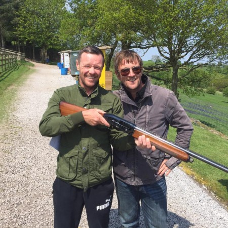 Clay Pigeon Shooting Congleton, Cheshire, Cheshire