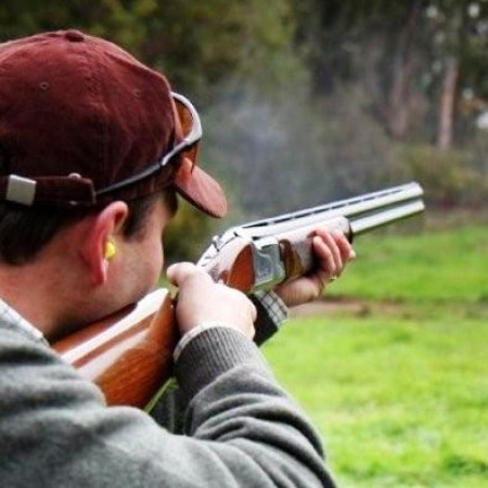 Clay Pigeon Shooting Dawlish, Devon, Devon