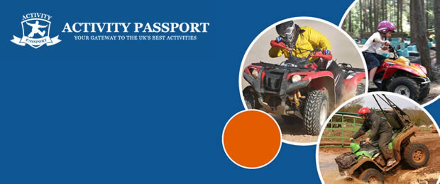 Quad Biking Voucher